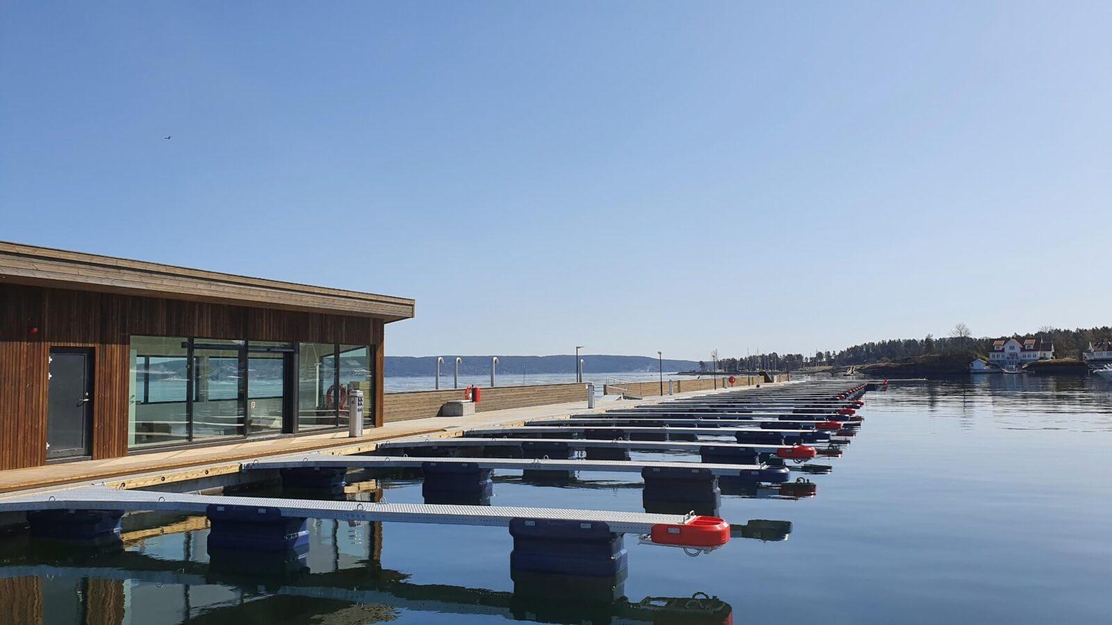 Gjestehavn Vollen Marina